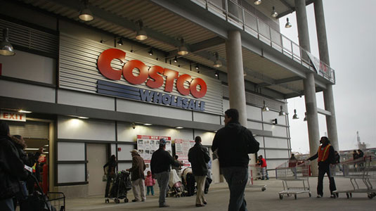 Costco mall