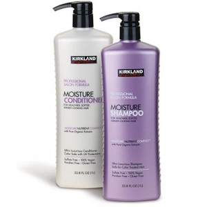 Kirkland Signature Moisture Shampoo and Conditioner Review