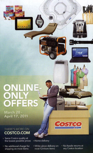 April 2011 Online-Only Offers