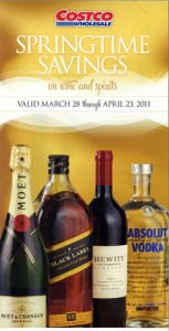 April 2011 alcohol coupons