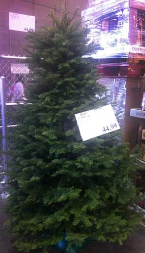 Costco Christmas Trees Artificial