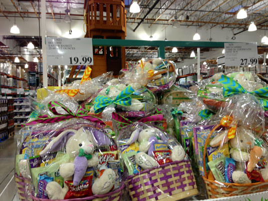 Costco easter baskets images costco easter baskets 2013 jpg negle Images