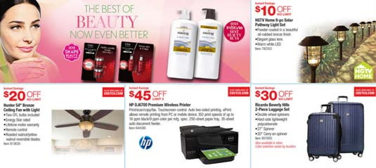 costco ad for april 2014