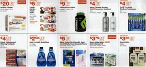 January 2015 Costco Coupon Book Cover