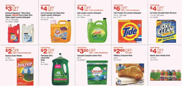 November 2015 Costco Coupon Book Page 12