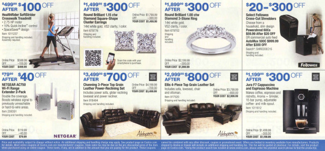 December 2015 Costco Coupon Book Page 11