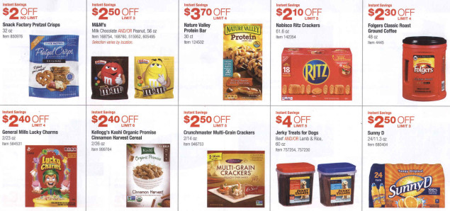 December 2015 Costco Coupon Book Page 6