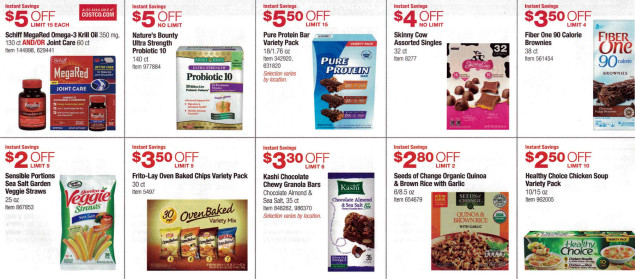 January 2016 Costco Coupon Book Page 10