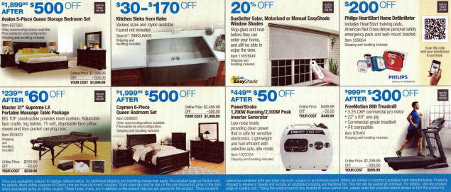 January 2016 Costco Coupon Book Page 19