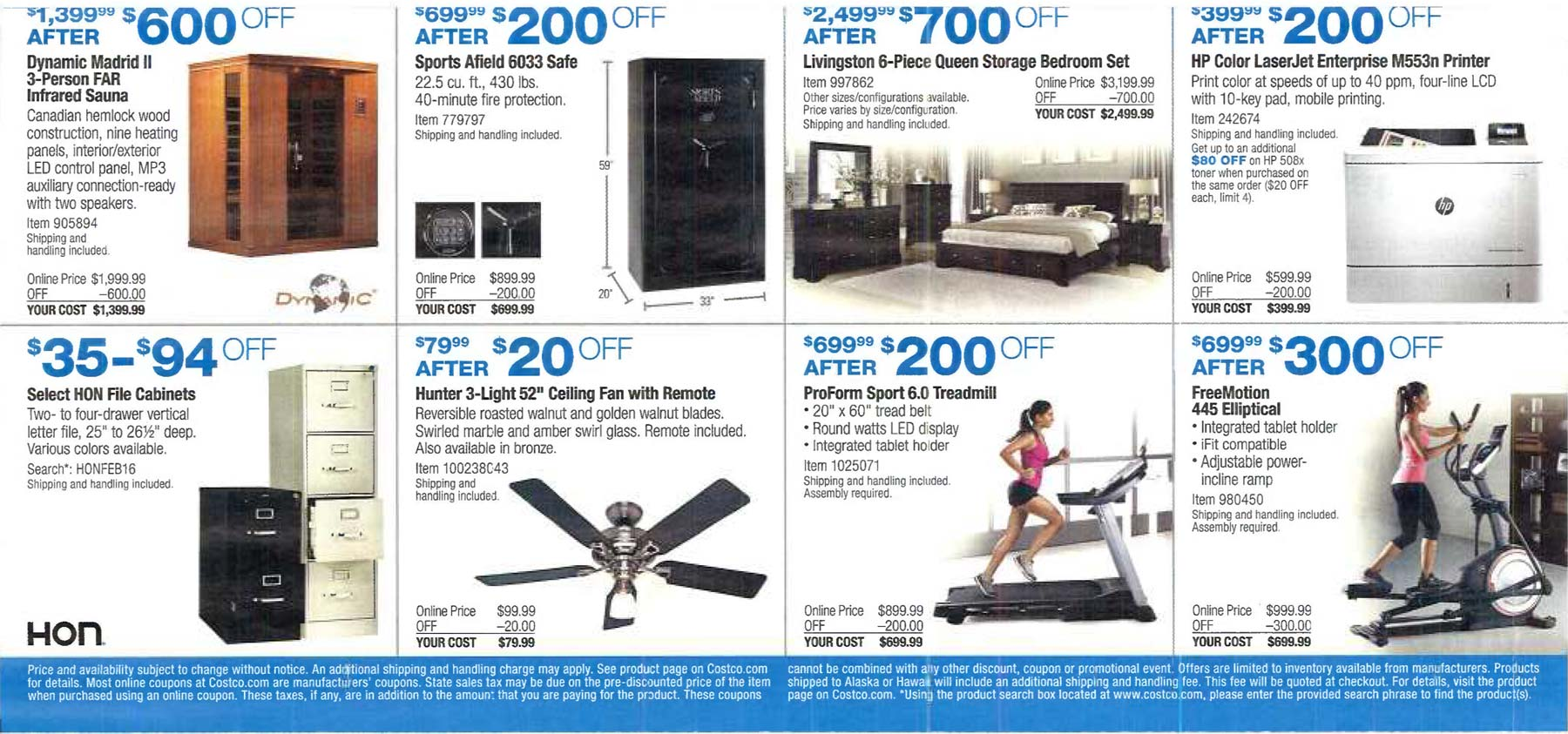 February 2016 Costco Coupon Book Page 15