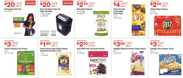 March 2016 Costco Coupon Book Page 6