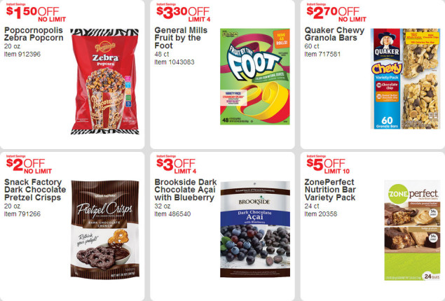 April 2016 Costco Coupon Book Page 10