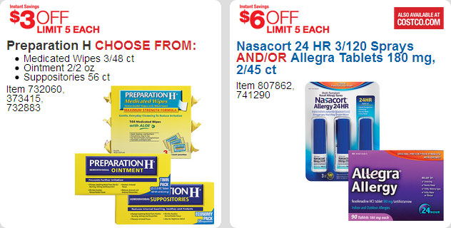 April 2016 Costco Coupon Book Page 22