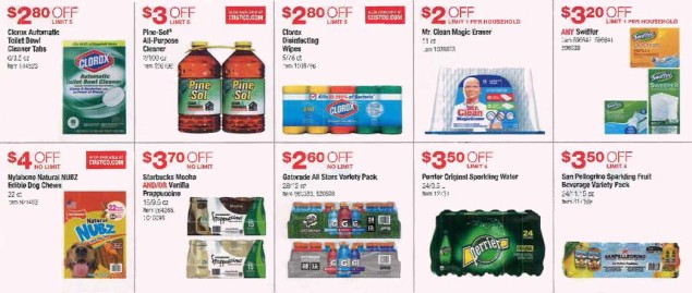 May 2016 Costco Coupon Book Page 10