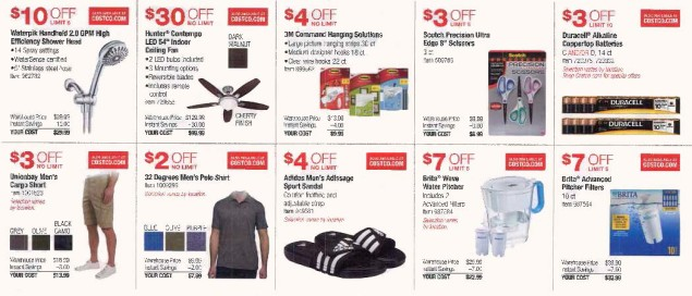 May 2016 Costco Coupon Book Page 6