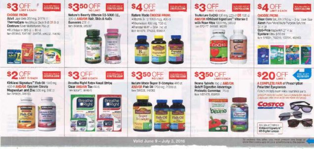 June 2016 Costco Coupon Book Page 12