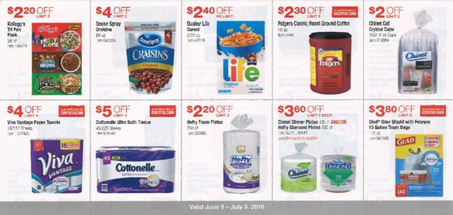 June 2016 Costco Coupon Book Page 7