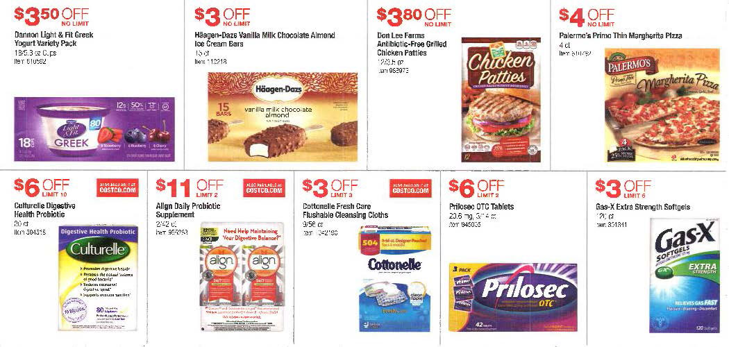 July 2016 Costco Coupon Book Page 10