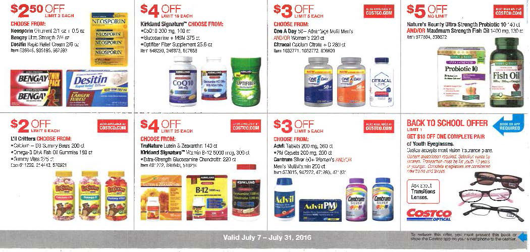 The December Costco coupon book is here, and we've got a list of all the savings in one place! The in-store deals will be valid from November 27th through December 24th.. UPDATE: For those looking to get a new Costco membership, the store is offering $45 in savings for Gold Star members who sign up between November 14th and December 14th.