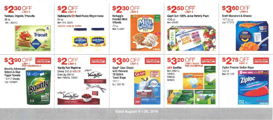 costco coupons how to use