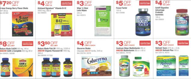 September 2016 Costco Coupon Book Page 13