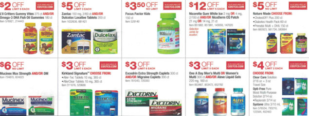 September 2016 Costco Coupon Book Page 14