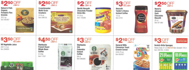 September 2016 Costco Coupon Book Page 8