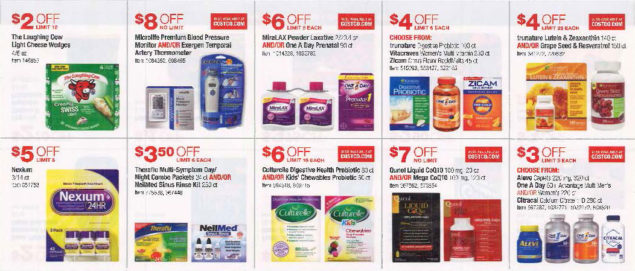 October 2016 Costco Coupon Book Page 14