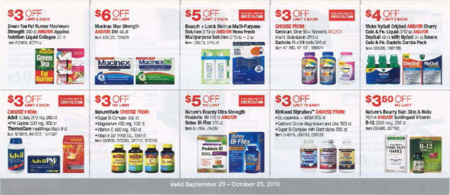 October 2016 Costco Coupon Book Page 15