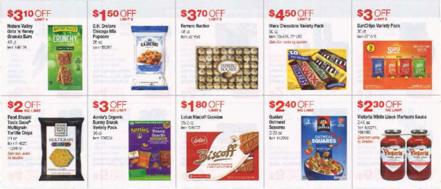 October 2016 Costco Coupon Book Page 8