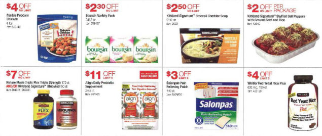 November 2016 Costco Coupon Book Page 10