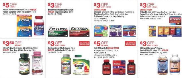 November 2016 Costco Coupon Book Page 12