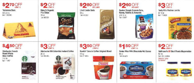November 2016 Costco Coupon Book Page 6