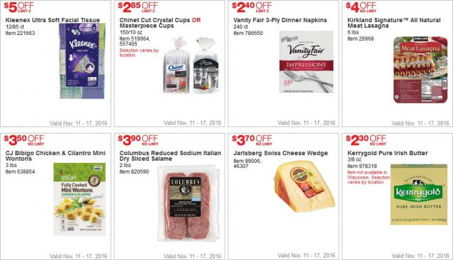 Costco Black Friday 2016 Week 1 Coupons Page 2