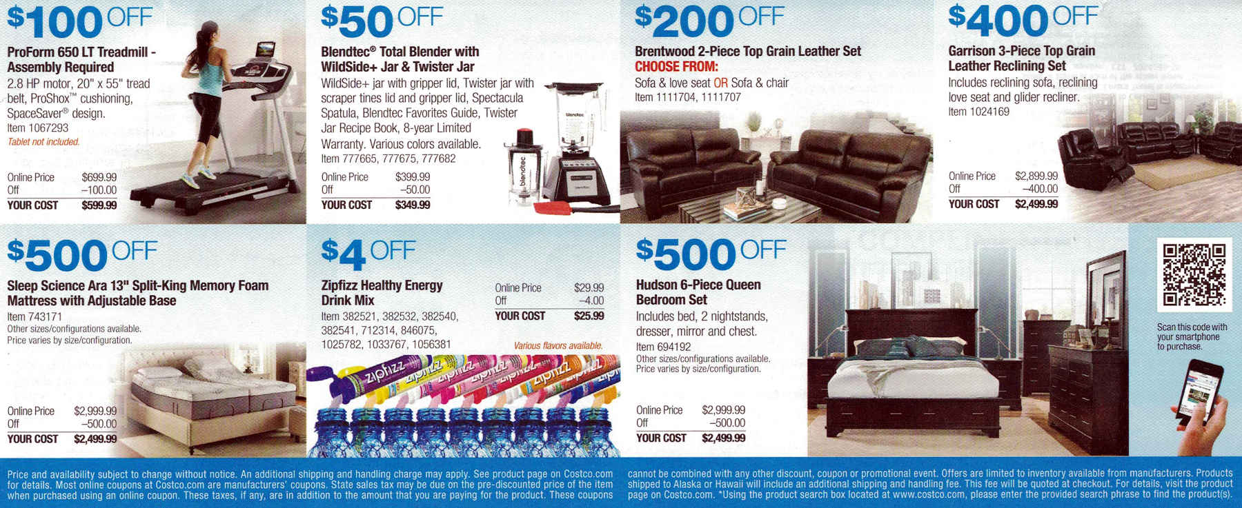 January 2017 Costco Coupon Book Page 13