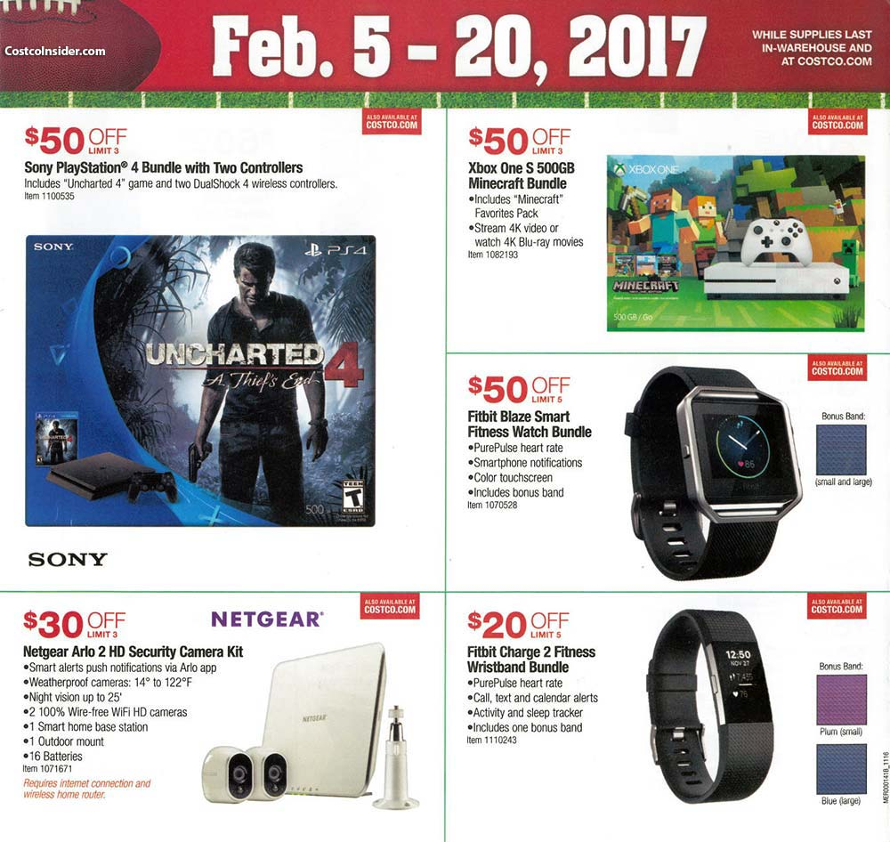 2017 Costco Super Bowl Ad Page 4