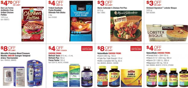 February 2017 Costco Coupon Book Page 10