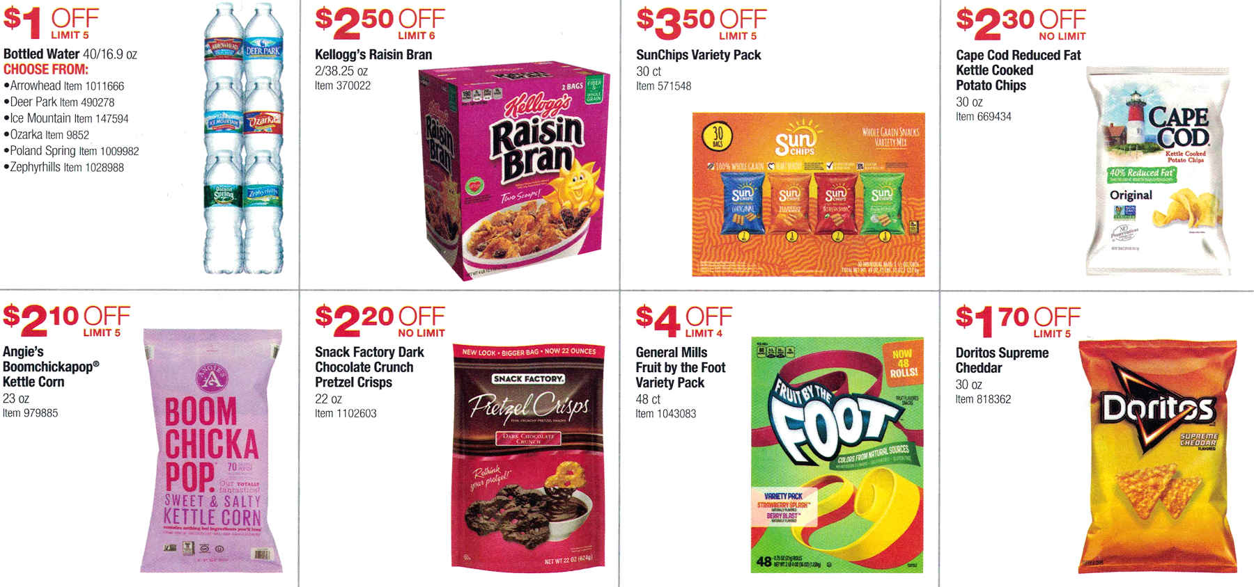 February 2017 Costco Coupon Book Page 6