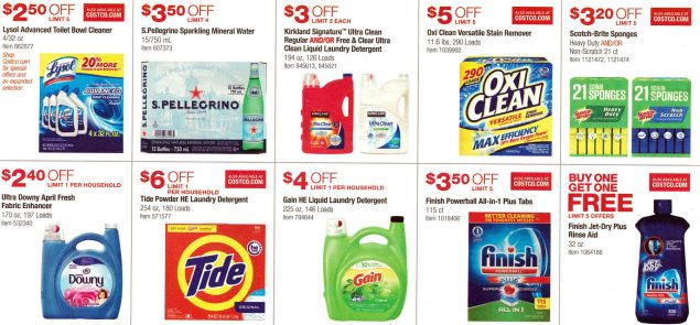 February 2017 Costco Coupon Book Page 8