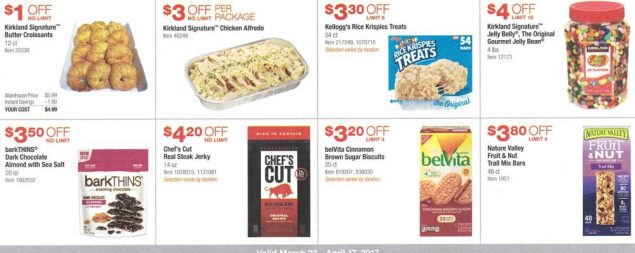 Costco March and April 2017 Coupon Book Page 7