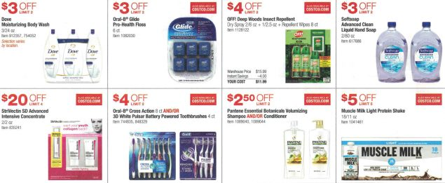 Costco May 2017 Coupon Book Page 14
