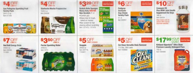 Costco July 2017 Coupon Book Page 10