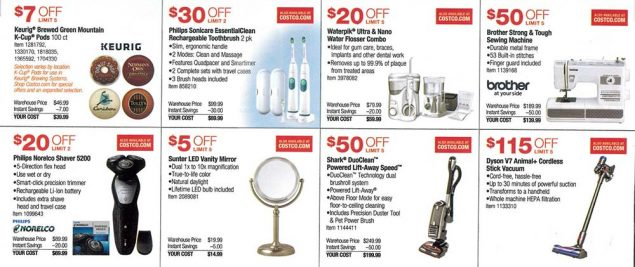 Costco September 2017 Coupon Book Page 10