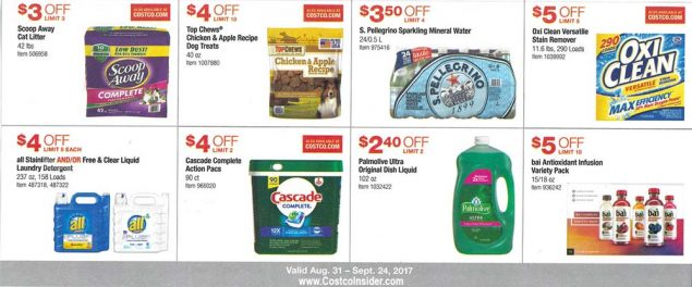 Costco September 2017 Coupon Book Page 15