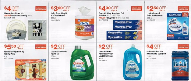 Costco October 2017 Coupon Book Page 13