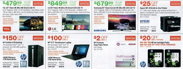Costco October 2017 Coupon Book Page 8