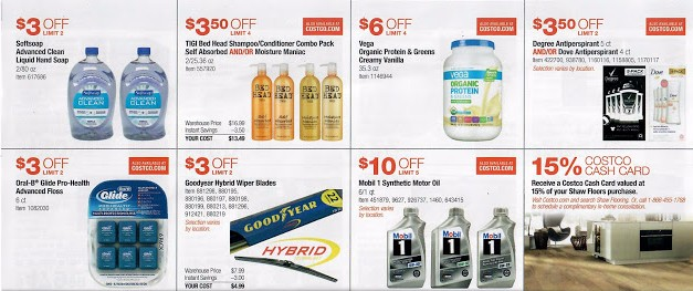 Costco October 2017 Coupon Book Page 9