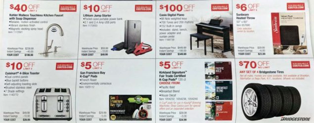 Costco November 2017 Coupon Book Page 7