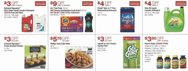 Costco December 2017 Coupon Book Page 12