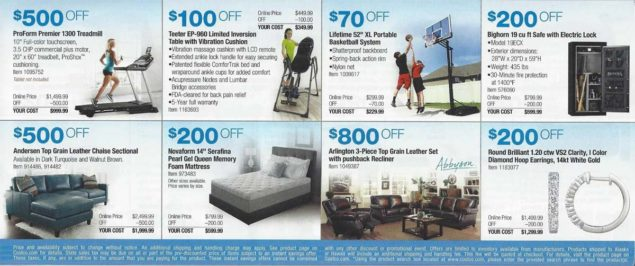 Costco December 2017 Coupon Book Page 15